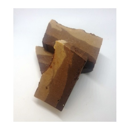 Jabón Sólido BIO tres Chocolates